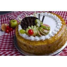 Fig & honey cake