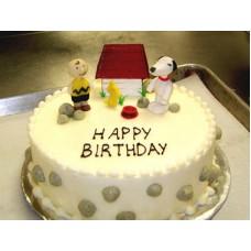 Birthday Cakes - Pet theme